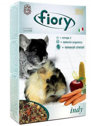 Корм для морских свинок и шиншилл Fiory