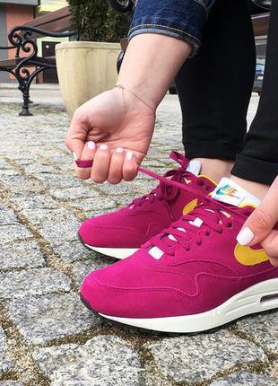 Nike air max кроссовки nike air max dynamic berry женские найк...