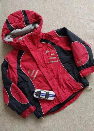 Куртка tresspas 98 104 на 3 5 лет лыжная зимняя фирменная