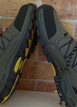 Новые мужские демисезонные ботинки QIFENG (можно на еврозиму)