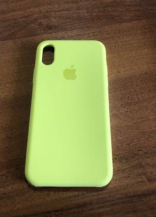 Чехол iPhone X/XS