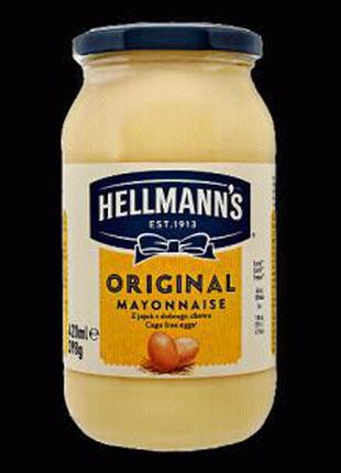 Hellmann's Original майонез Хелманс