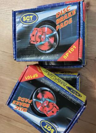Тормозные колодки передние 2108-99
