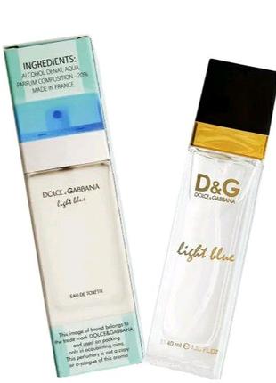 Dolce Gabbana Light Blue pour femme