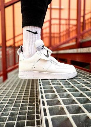 "Кроссовки 💥 nike air force 1 ""utility white"" 💥"