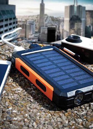 Power Bank Solar - заряжай смартфон от солнца.