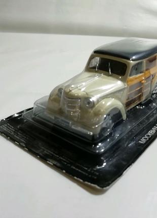 Автолегенды СССР Мсквич-400-422(фургон)