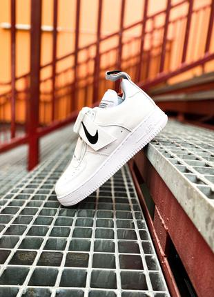 "Кроссовки Nike Air Force 1 ""Utility White"""