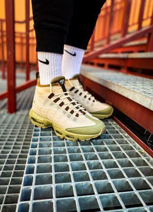 "Кроссовки Nike Air Max Sneakerboot 95 ""Beige"""