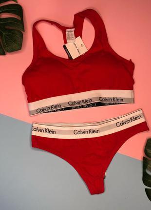 спортивный комплект Calvin Klein