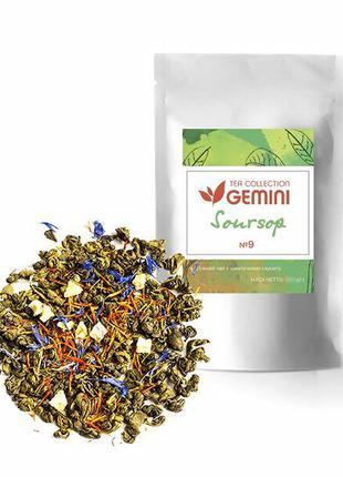 Чай зеленый Soursop Саусеп