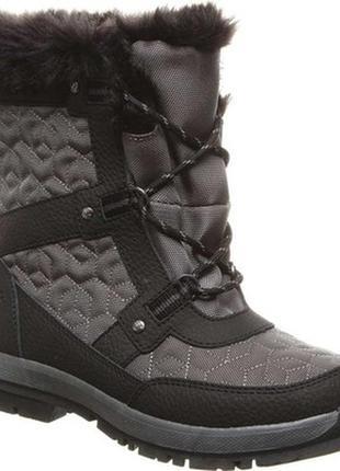 Bearpaw marina - зимние ботинки на меху - 37, 38