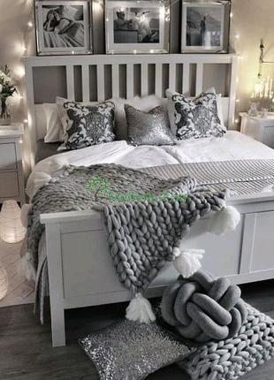 """Двуспальная кровать """"Хермес"""""""