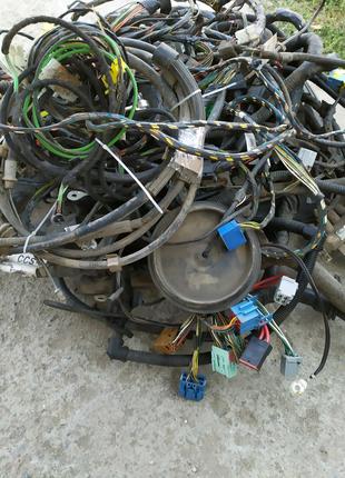 Электропроводка Ford Mondeo 3