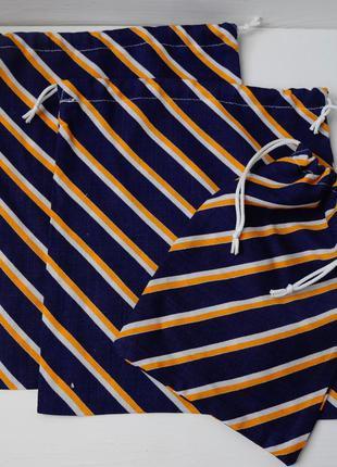 Набор эко мешочков для покупок, еко торба, многоразовый мешок ...