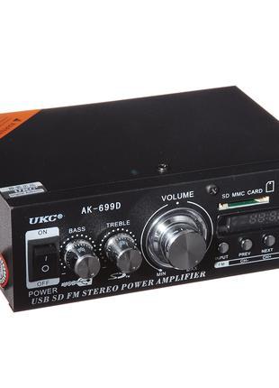Усилитель звука UKC (AК-699 BT)