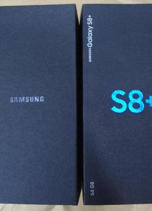 Продам Samsung Galaxy S8+ 64 gb SM-G955U+Безкоштовна доставка НП