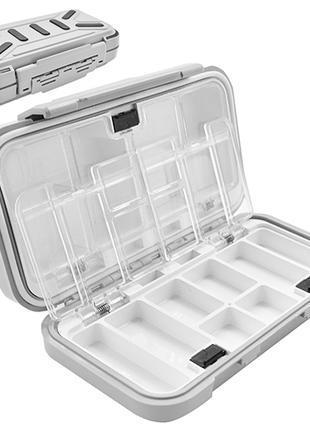 Коробка для снастей STENSON 16 х 9 х 4.5 см