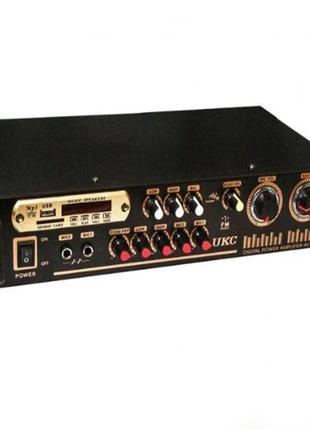 Усилитель звука UKC AMP 106 НОВИНКА
