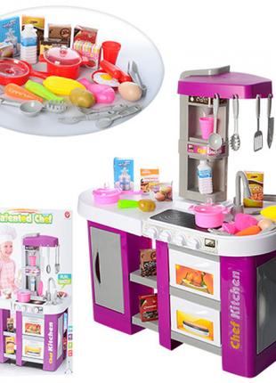 Детская игровая кухня Kitchen Chef 922-47, 53 предмета