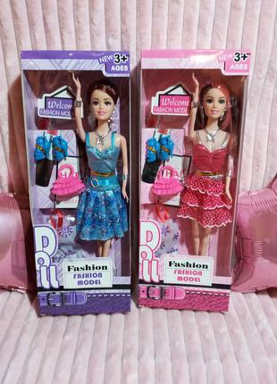 Кукла по типу Барби с аксессуарами