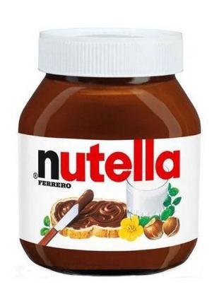 Шоколадно-ореховая паста Nutella 1000 g