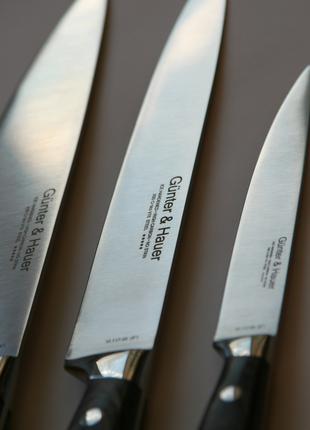 Набор немецких ножей (3 шт)