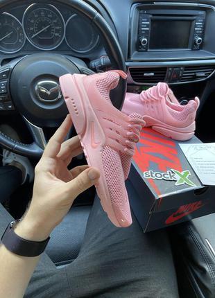Кроссовки Nike Air Presto All Pink