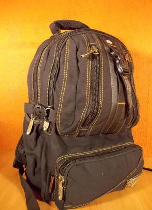 Рюкзак городской спортивный goldbe в 756 темный