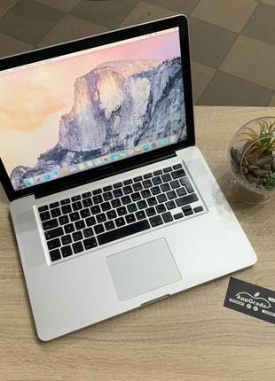 MacBook Pro 15'' 4Gb/750Gb (2008 г.)