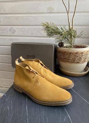 Мужские ботинки river island {44}