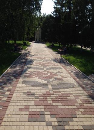 Плитка тротуарная Узин