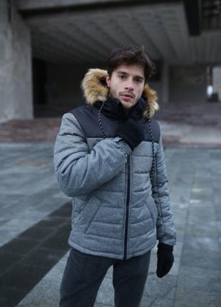 Куртка мужская зимняя Alaska