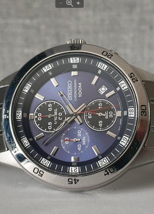 Мужские наручные часы SEIKO SKS639P1