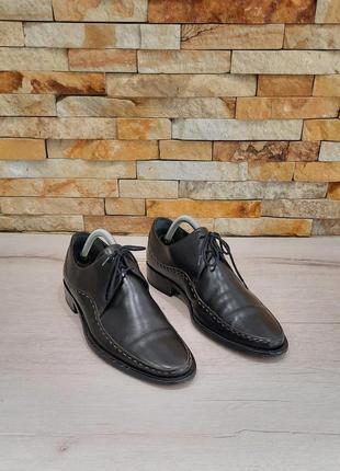 Туфли мужские классические от nicholas kirkwood италия натурал...