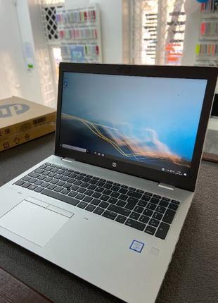 Ноутбук HP ProBook 650 G5 Silver Новий!
