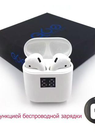 Беспроводные Bluetooth наушники TWS G60 Airpods с беспроводной...