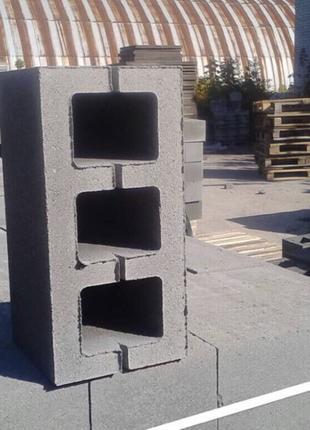 Шлакоблок строительный Узин
