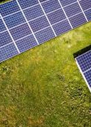 Солнечные панели поликристаллические