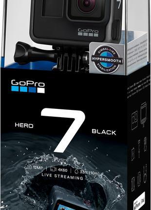 Новая Gopro hero 7 black