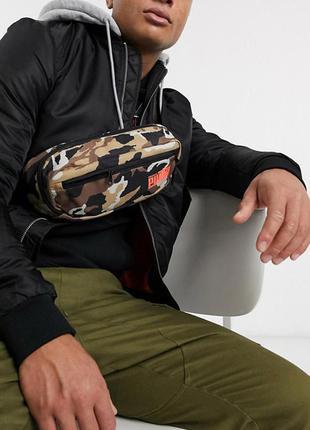 Сумка на пояс, плече puma мессенджер барсетка nike adidas
