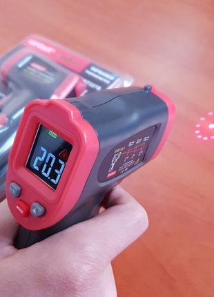 Пирометр WINTACT WT327A до 400°C бесконтактный термометр
