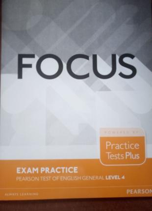 Focus 4 Exam practice tests
