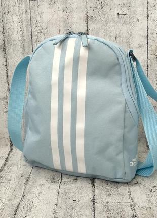 Спортивная сумка через плечо adidas, оригинал