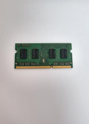 Оперативная память DDR3 2GB 1333MHz для ноутбука