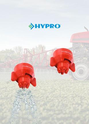 Шестиструйный распылитель для жидких удобрений (КАС) Hypro FC-ESI