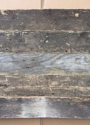 Фото Фон Винтажный Деревянный Натуральное Дерево (60х50 см)