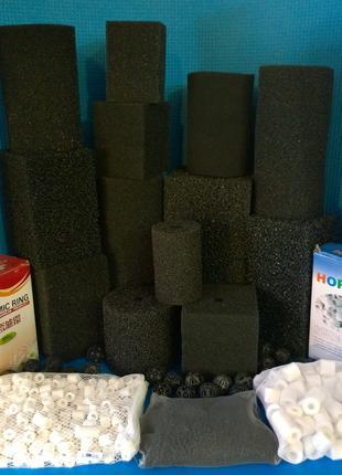 Воздушные фильтры для вентиляции, пылесосов.