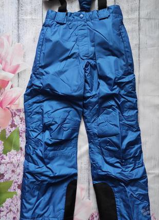 Термо комбинезон  полукомбинезон штаны штани crivit lupilu гер...