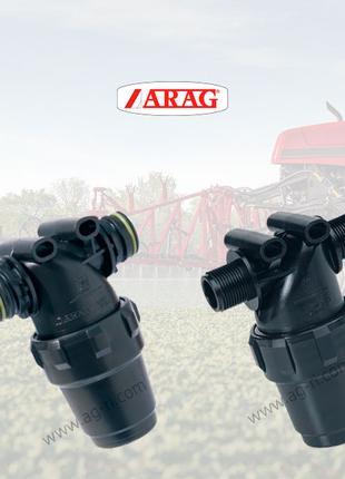Напорный линейный фильтр серии 322-2 из 324-2 Arag